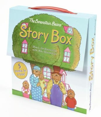 The Berenstain Bears' Story Box 9780061456602
