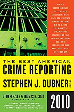 The Best American Crime Reporting 2010 9780061490866