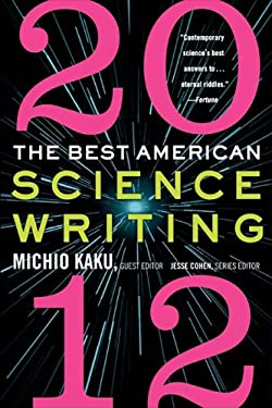 The Best American Science Writing 2012 9780062117915