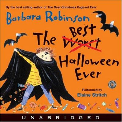 The Best Halloween Ever CD: The Best Halloween Ever CD