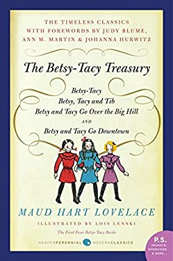 The Betsy-Tacy Treasury: The First Four Betsy-Tacy Books 9780062095879