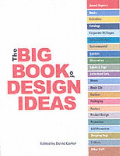 The Big Book of Design Ideas 9780060087630
