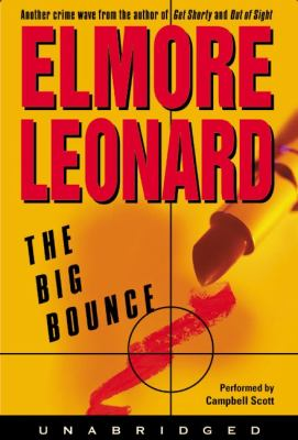 The Big Bounce: The Big Bounce 9780060572532
