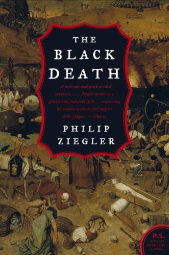 The Black Death 9780061718984