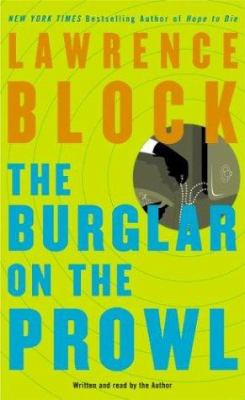The Burglar on the Prowl: The Burglar on the Prowl