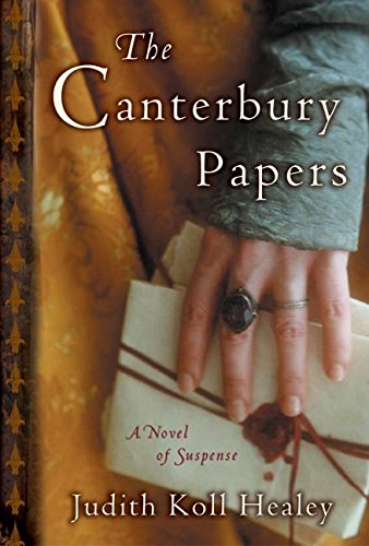 The Canterbury Papers: A Novel of Suspense