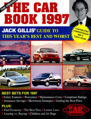 The Car Book 1997: The Defenitive Buyer's Guide to New Automobiles