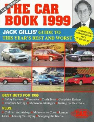 The Car Book: The Definitive Buyer's Guide to Car Safety, Fuel Economy, Maintenance, and Much More