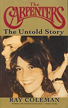 The Carpenters: The Untold Story 9780060925864