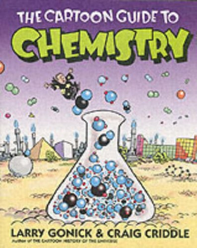 The Cartoon Guide to Chemistry 9780060936778