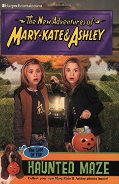 The Case of the Haunted Maze [With Mary-Kate & Ashley Photo Cards]