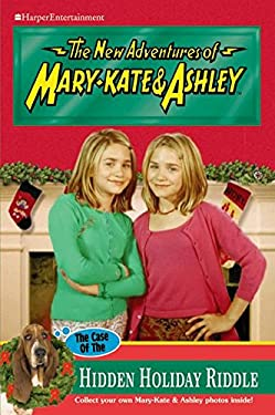 New Adventures of Mary-Kate & Ashley #44: The Case of the Hidden Holiday Riddle: (The Case of the Hidden Holiday Riddle)