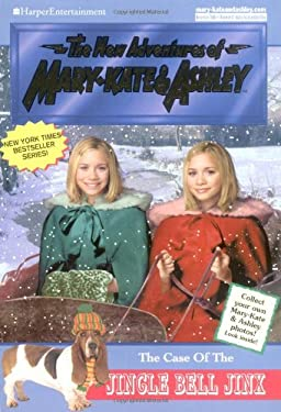 New Adventures of Mary-Kate & Ashley #26: The Case of the Jingle Bell Jinx: (The Case of the Jingle Bell Jinx)