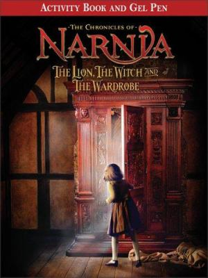 The Chronicles of Narnia: The Lion, the Witch and the Wardrobe [With Gel Pen]