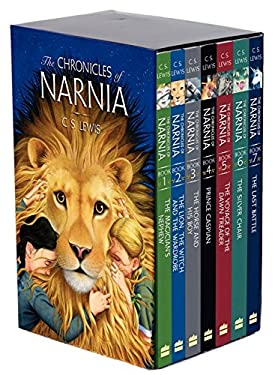 The Chronicles of Narnia Set 9780064405379