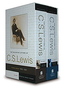 The Collected Letters of C. S. Lewis 2 Volume Boxed Set 9780060882280