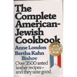 The Complete American Jewish Cookbook