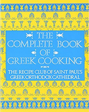 The Complete Book of Greek Cooking 9780060921293