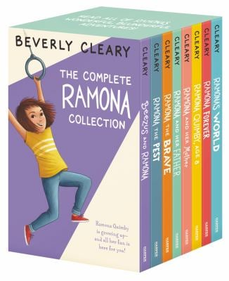 The Complete Ramona Collection 9780061960901
