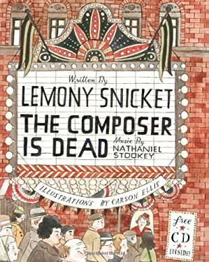 The Composer Is Dead [With CD (Audio)] 9780061236273