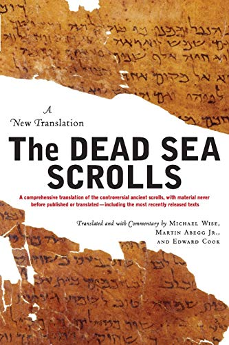 The Dead Sea Scrolls: A New Translation 9780060766627