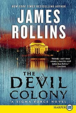 The Devil Colony 9780061979279