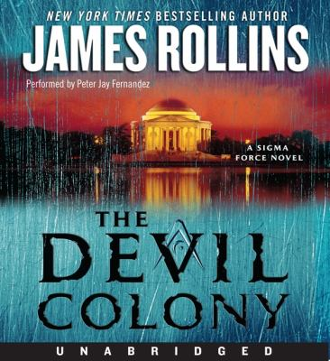 The Devil Colony 9780062008527