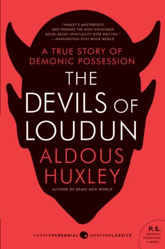 The Devils of Loudun 9780061724916