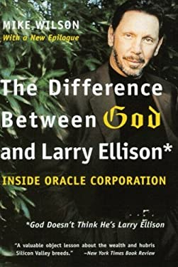 Difference Between God and Larry Ellison : *God Doesn't Think He's Larry Ellison