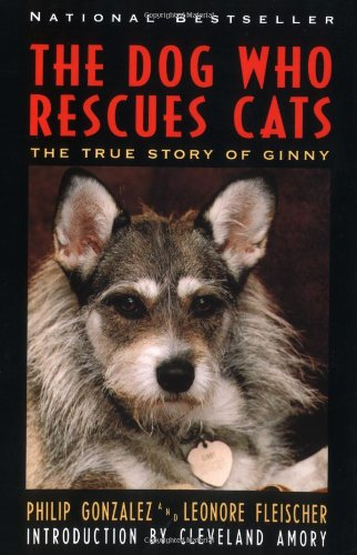 The Dog Who Rescues Cats: True Story of Ginny, the 9780060927806