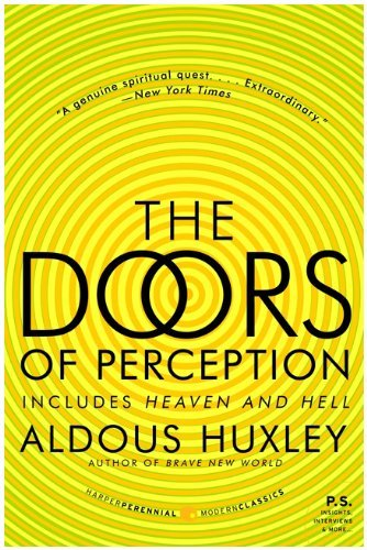 The Doors of Perception & Heaven and Hell 9780061729072