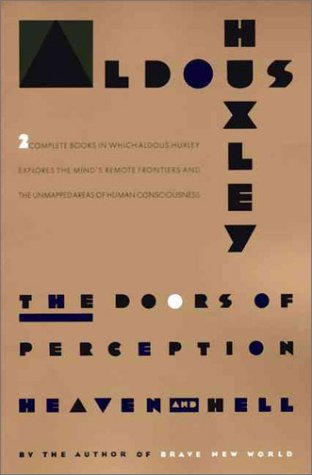 The Doors of Perception and Heaven and Hell 9780060900076