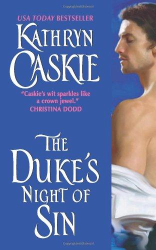 The Duke's Night of Sin