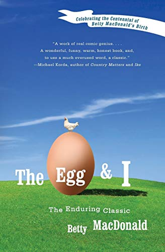 The Egg and I 9780060914288