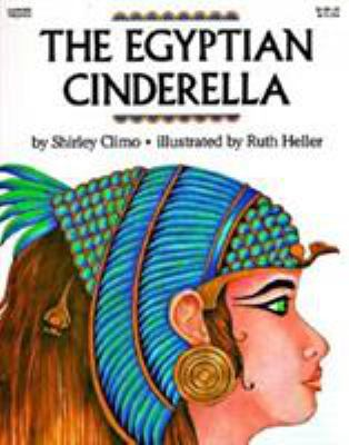 The Egyptian Cinderella 9780064432795