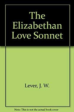 The Elizabethan love sonnet