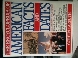 The Encyclopedia of American Facts and Dates