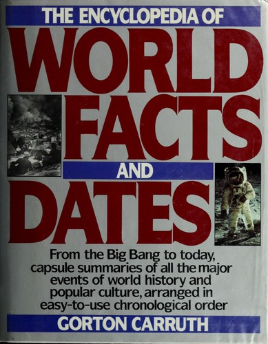 The Encyclopedia of World Facts and Dates