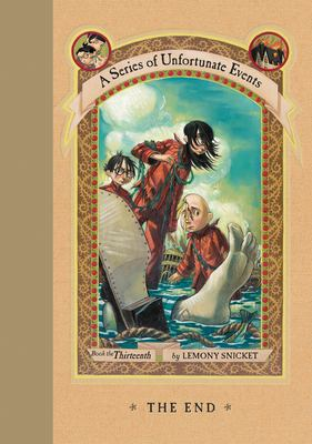 A Series of Unfortunate Events #13: The End 9780064410168