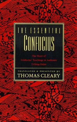 The Essential Confucius 9780062502155