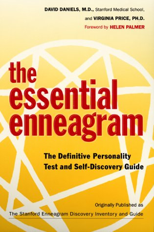 The Essential Enneagram: The Definitive Personality Test and Self-Discovery Guide 9780062516763