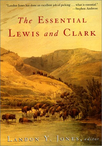 The Essential Lewis and Clark 9780060011598
