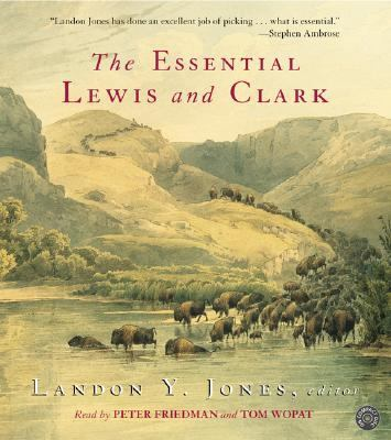 The Essential Lewis and Clark Selections CD: The Essential Lewis and Clark Selections CD 9780060559366