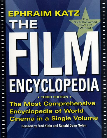 The Film Encyclopedia: Third Edition