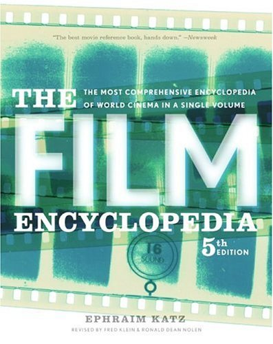 The Film Encyclopedia: The Most Comprehensive Encyclopedia of World Cinema in a Single Volume 9780060742140