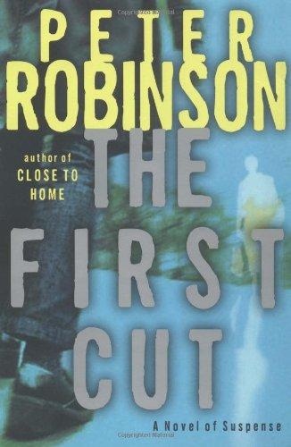 The First Cut: A Novel of Suspense