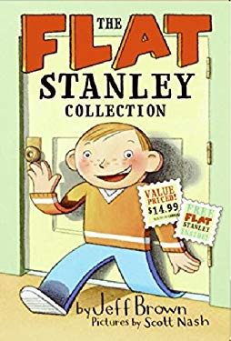The Flat Stanley Collection: Stanley, Flat Again!/Invisible Stanley/Stanley in Space/Flat Stanley 9780060837761