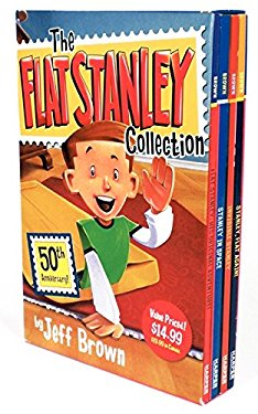 The Flat Stanley Collection: Flat Stanley/Invisible Stanley/Stanley in Space/Stanley, Flat Again! 9780061802478