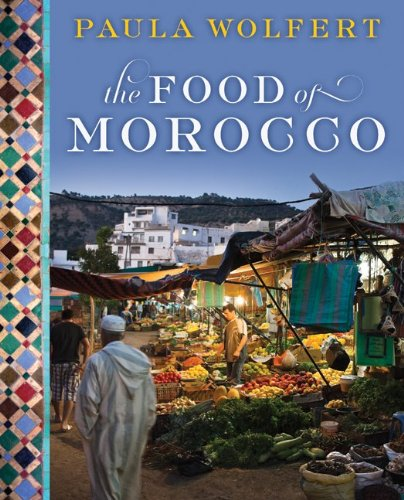 The Food of Morocco 9780061957550
