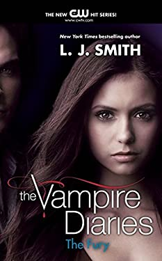 Vampire Diaries Fury Rack PB 9780061990779